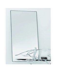 Black Metal frame Indoor Mirror