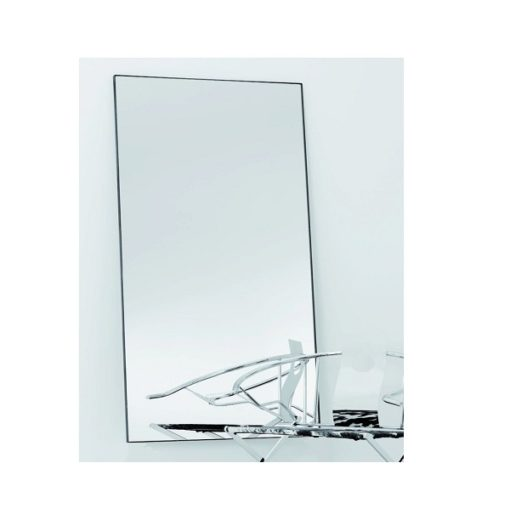 Black Metal frame Indoor Mirror