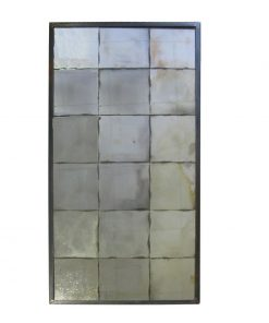 Mosaic Antique Mirror Panel