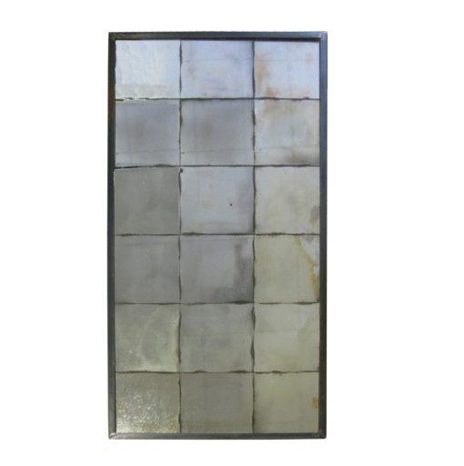 Mosaic Antique Mirror Panel