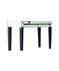 Patricia Range Mirrored Writing Table with 2 Drawers