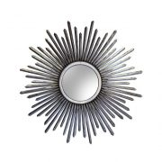Sunburst silver