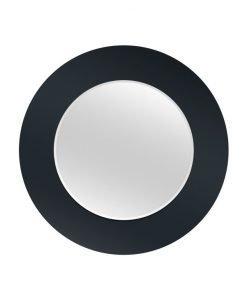 AJ Range Smoke Mirror Frame - Round