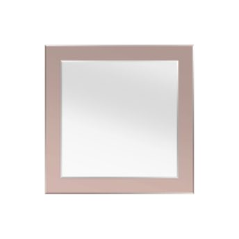 Bronze Wall Mirror 100cm