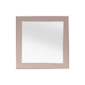 Bronze Wall Mirror 100cm