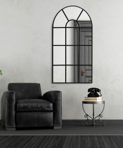 French Door Arched – Outdoor Mirror Range