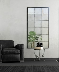 Mosaic Antique Mirror Panel Mosaic Distressed Antique Mirror Panel
