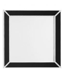 Zara Black Glass Mirror Range