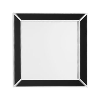 Zara Black Glass Mirror Range