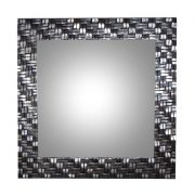 basket weave small pewter