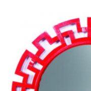 cheki red detail
