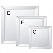single bevel square
