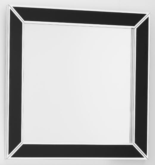 Zara black glass mirror range for Mirror zara home