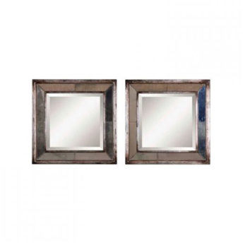 Davion-Squares-Wall-Mirror-by-Uttermost-46cm-–-Set-of-2