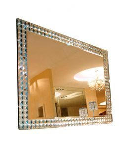 Contemporary Art Deco Destiny Mirror