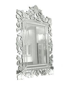 Contemporary Art Deco Sylvia Mirror 67cm x 107cm