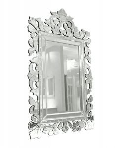Contemporary Art Deco Sylvia Mirror 67cm x 107cm