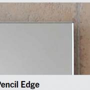 pencil edge