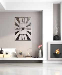 THE ROMAN CLOCK WALL ART