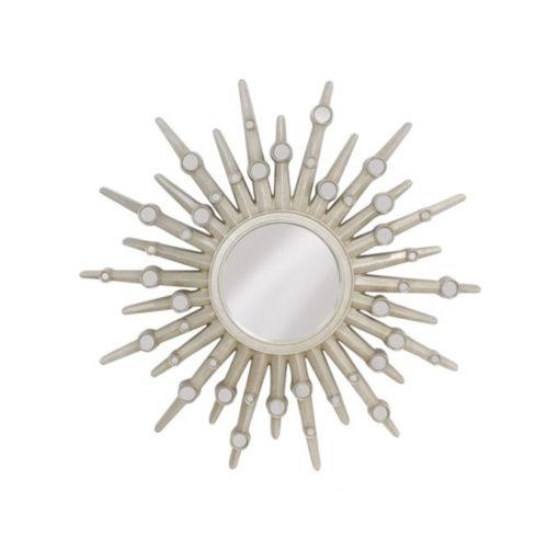 Adore-Round-Champagne-Wall-Mirror-103cm