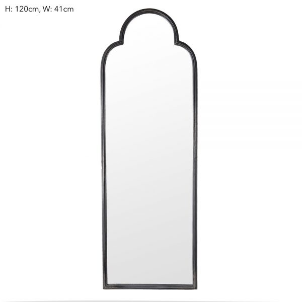 Long Arched Mirror