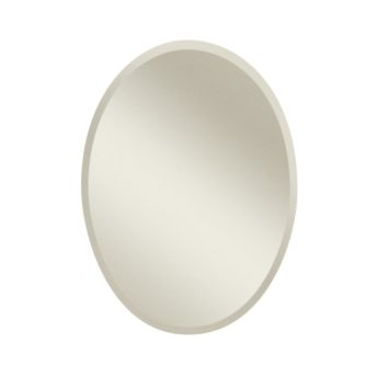 Oval Bevel Edge Bathroom Mirror