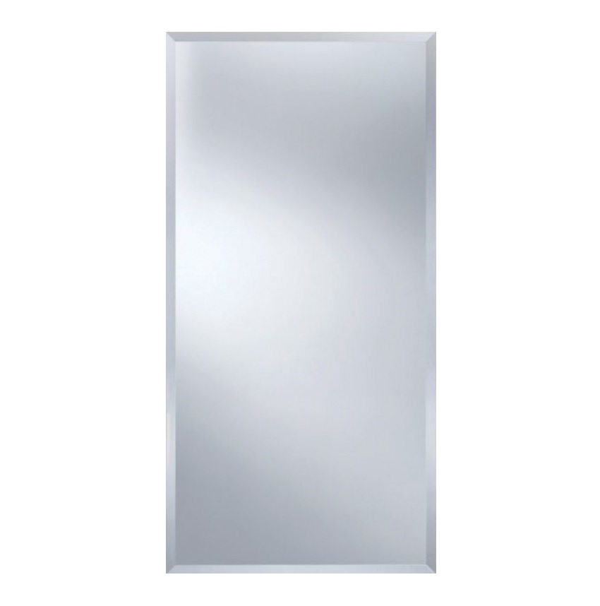 Budget Bevel Edge Bathroom Mirror Range In 6 Sizes Luxe