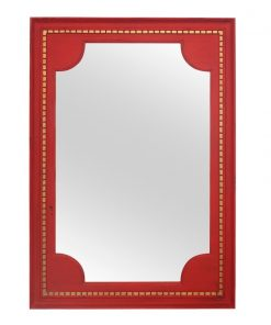 Rouge Wall Mirror