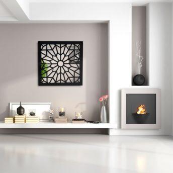 Charlotte's Web Decorative Wall Mirror 100cm