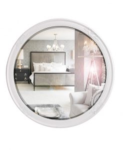 Sophie Decorative Round Mirror