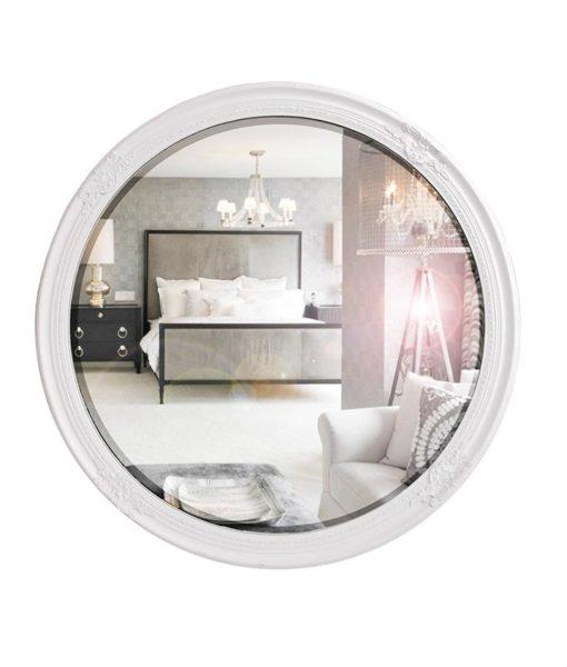 Sophie Decorative Round Mirror