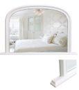 Arch Mantle Mirror