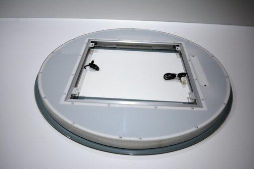 Back of LED lighted DemisterMirror