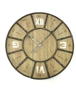 The Viking Clock 60cm