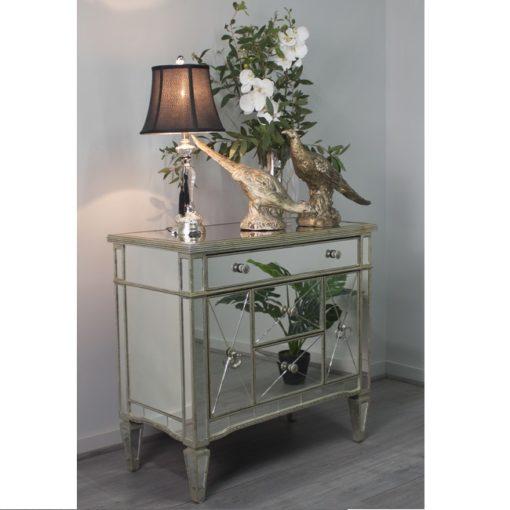 Anitique Mirrored Dresser