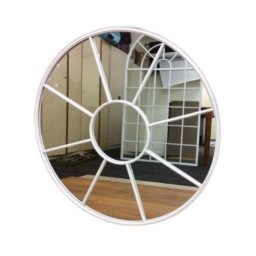 Lewis Round Wall Mirror