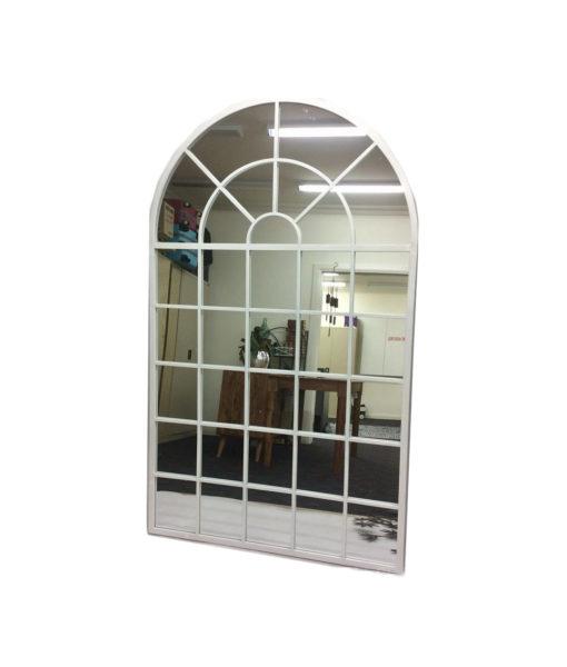 Jesse White Arch Mirror