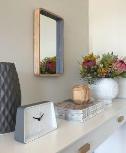 Minimalist Design Ynara Organic Mirror
