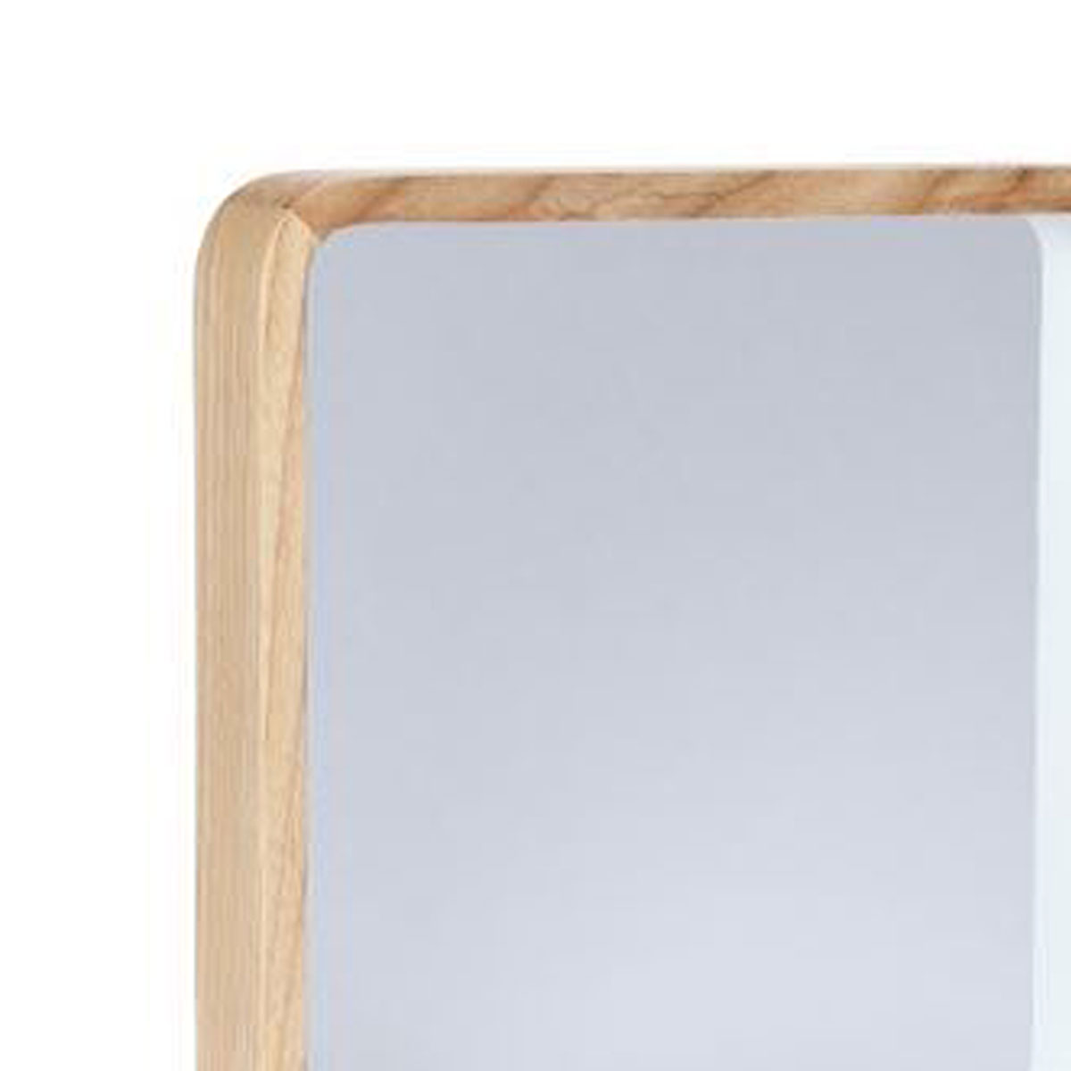 Minimalist Design Ynara Organic Wall Mirror Luxe Mirror