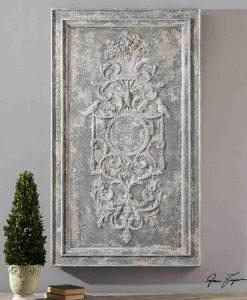 Carina Stone Wall Plaque Decor 91cm