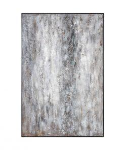 Quake Painting On Canvas Wall Art 122cm