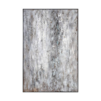 Quake Painting On Canvas Wall Art 122cm