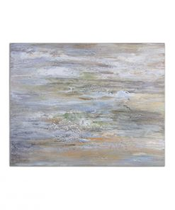 Misty Morning Canvas Wall Art 122cm