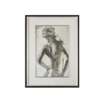 Gesture Artwork Framed Wall Art 97cm