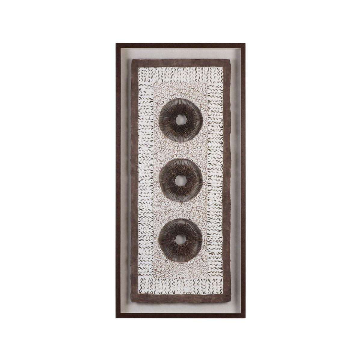 3d Paper Art Shadow Box Wall Art 71cm Luxe Mirror
