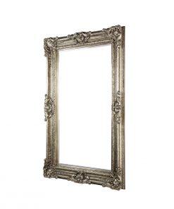 Antique Alexandra Floor Mirror 14cm