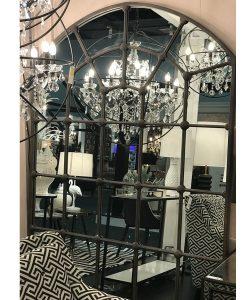 Rustic Grand Floor Mirror 5cm