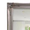 Georgia Ornate Silver Mirror
