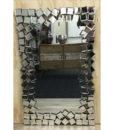 Cube Array Art Deco Wall mirror