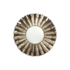 Theodora Round Contemporary Mirror